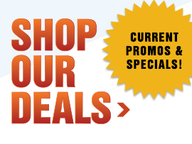 Promos and Special Deals Banner