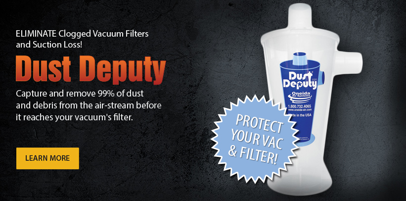 CT Dust Deputy