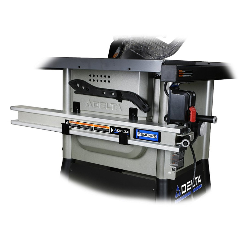 Delta 36 5000 10 inch left tilt contractor saw with 30 for 10 inch delta table saw